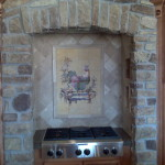 Rustic Stone Fireplaces Can Add Character And Elegance Your Kitchen