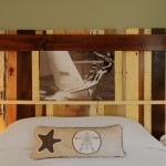 Salvage Secrets Check Out Salvaged Wood Headboard And Other Via