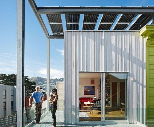 San Francisco Victorian House Gets Century Green Makeover