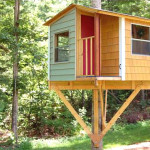 San Pedro Treehouse Plans Tree House Build For Your