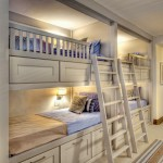 Saving Valuable Space Bunk Bed Ideas