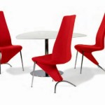 Scandinavian Home Interior Table And Chairs Furniture Design From Vad