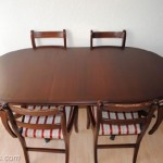 Second Hand Furniture Dining Table And Chairs January Sales