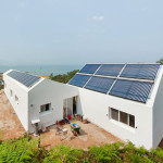 Self Sufficient Net Zero Energy House South Korea