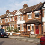 Semi Detached Houses Messaline Avenue Acton Geograph