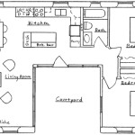 Shaped Home Plans House And Designs Free