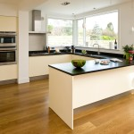 Shaped Kitchen For Efficient One Making Ideal