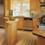 Shaped Small Kitchen Designs Jeannies