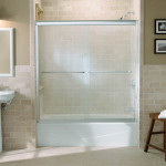 Shower Doors Can Give Bathroom The Same Open Feeling