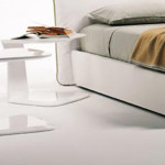 Sidney Bedside Table Compliments Plume