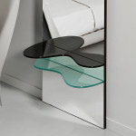 Sill Glass Bedside Table Wall Mirror Mirrors Furniture