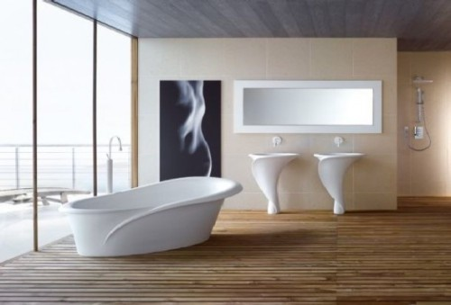 Simple Bathroom Design For The Home