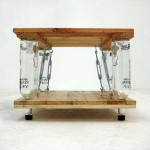 Simple Easy Cheap Coffee Table Interesting Uses For Common Things