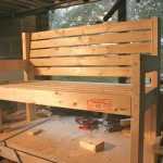 Simple Garden Bench Plans Woodworking Projects