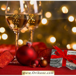 Simple Hand Made Christmas Table Decorations Flickr Sharing