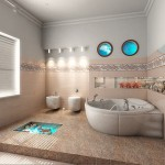 Simple Modern Bathroom Decor Design Ideas