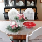 Simple Table Decor For Christmas Sweet Something Designs