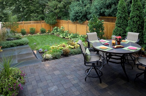 Simple Ways Freshen Your Backyard Curb Appeal Realty Group