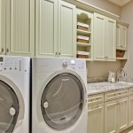 Simple Ways Organize Your Small Laundry Room