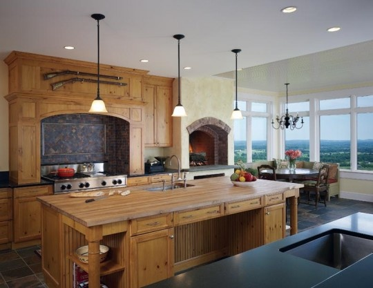 Size Kitchen Island For The Home