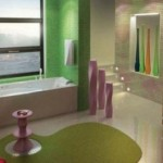 Small Bathroom Colors Ideas Image