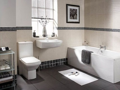 Small Bathroom Decor Ideas House Apartment Home