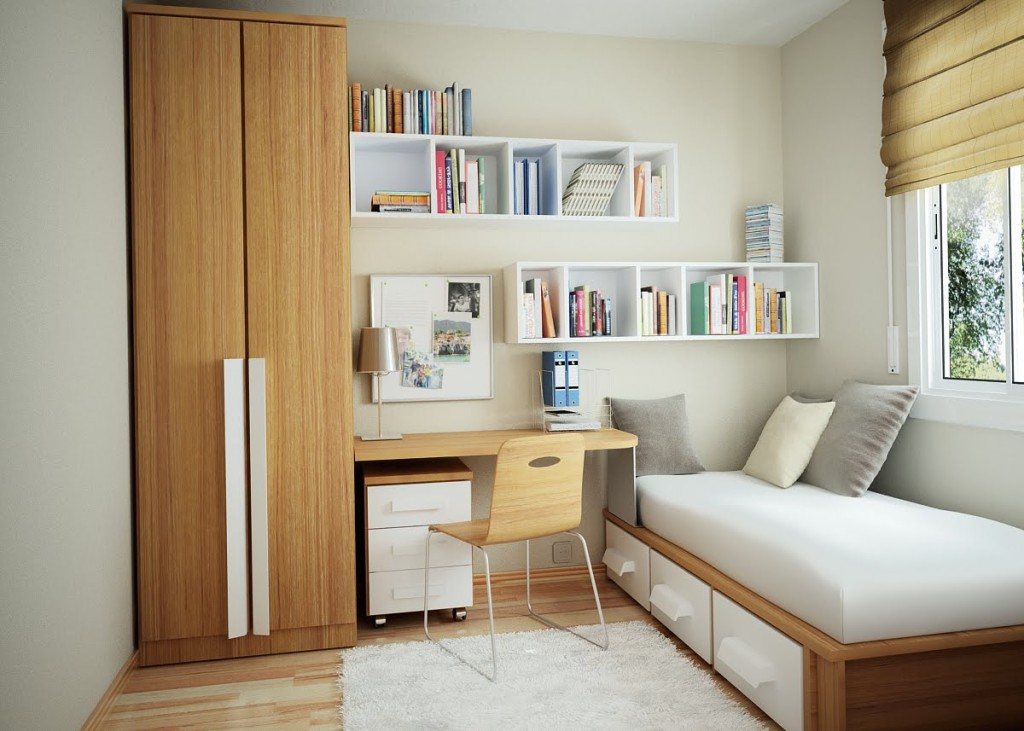 Small Bedroom Design For Effective Space
