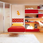 Small Bedroom Multifunctional Couch Furniture Arranging