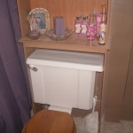 Small But Cute Upstairs Bathroom And More Storage Bathrooms