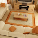 Small Drawing Room Interior Comfortable Living Home Design