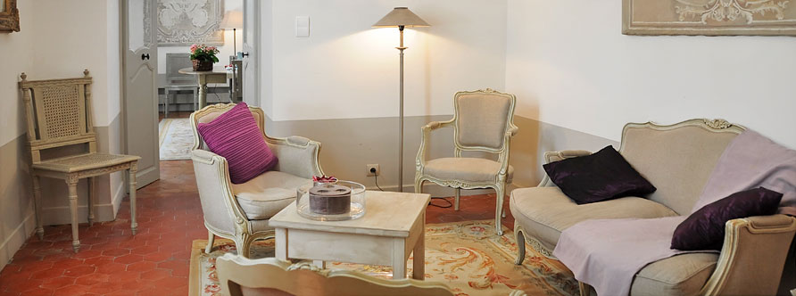Small Drawing Room The Bastide Grand Boise