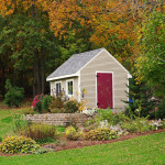 Small Flower Bed Shed Flickr Sharing