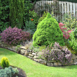 Small Garden Ideas For Backyard Think Global Print Local