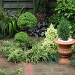 Small Garden Ideas Herb Design