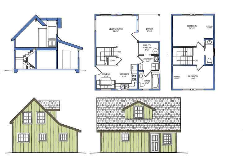 Small House Plans Beautiful Low Cost Plan Design