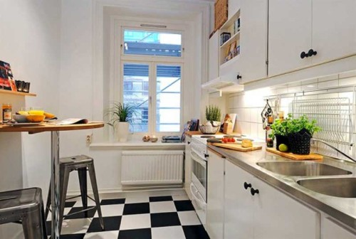 Small Kitchen Design Some Ideas