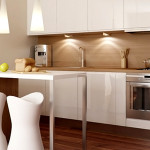 Small Kitchen Design Tips For More Visual Space Home Lover