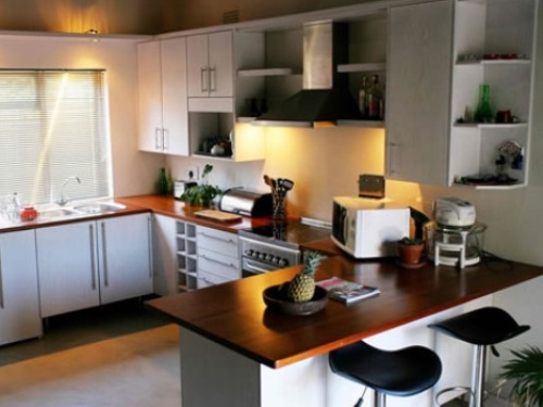 Small Kitchen Island And Breakfast Bar Home Design