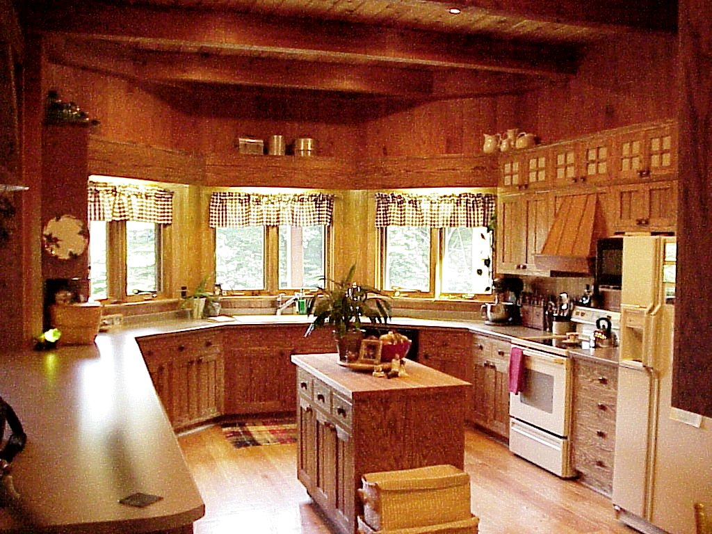 Small Kitchen Island Designs Pictures