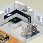 Small Kitchen Plans Shaped Plan