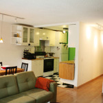 Small Living Room And Kitchen Ideas Home Interiors Design