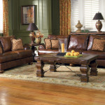 Small Living Room Brown Furniture Designs And Layout