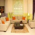 Small Living Room Decorating Bright Color