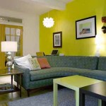 Small Living Room Decorating Color Ideas