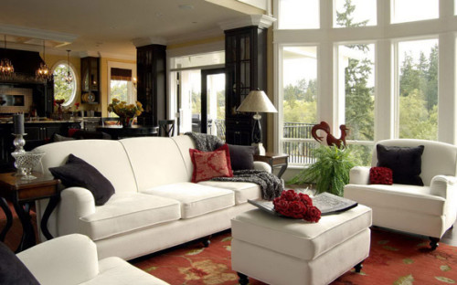 Small Living Room Design Ideas And