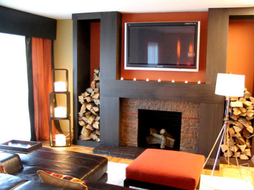 Small Living Room Ideas Fireplace Home Interiors Design