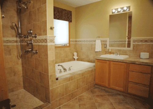 Small Master Bathroom Ideas Designs
