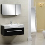 Small Modern Bathroom Vanity Single Sink Ideas Materials And Mounting