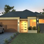 Small Modern Single Story House Plans