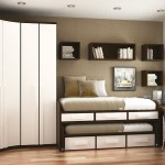 Small Room Design Two Beds Sergi Mengot Space Saving Ideas